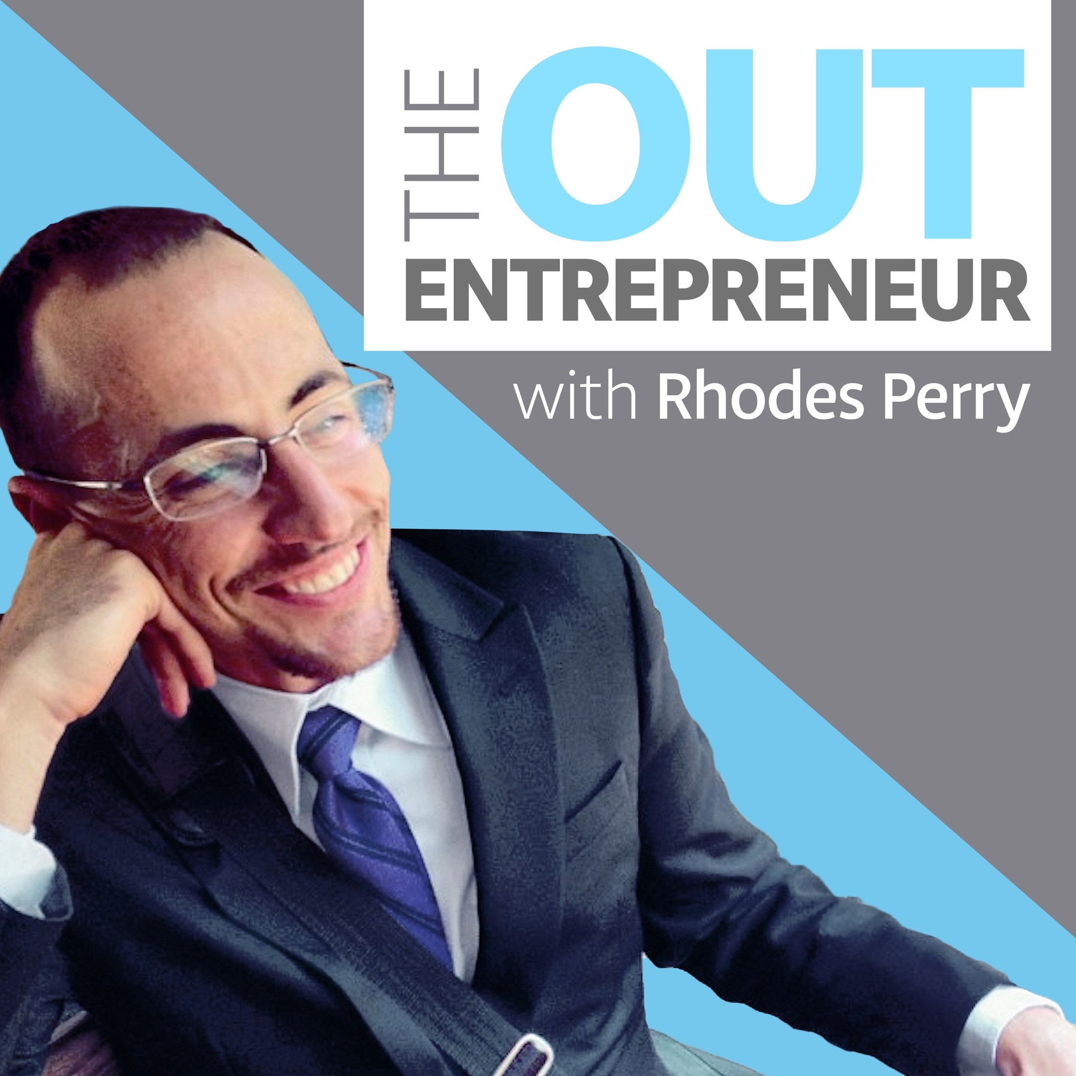 Podcast: Get Bigger Clients (and more of them) on the Rhodes Perry Podcast