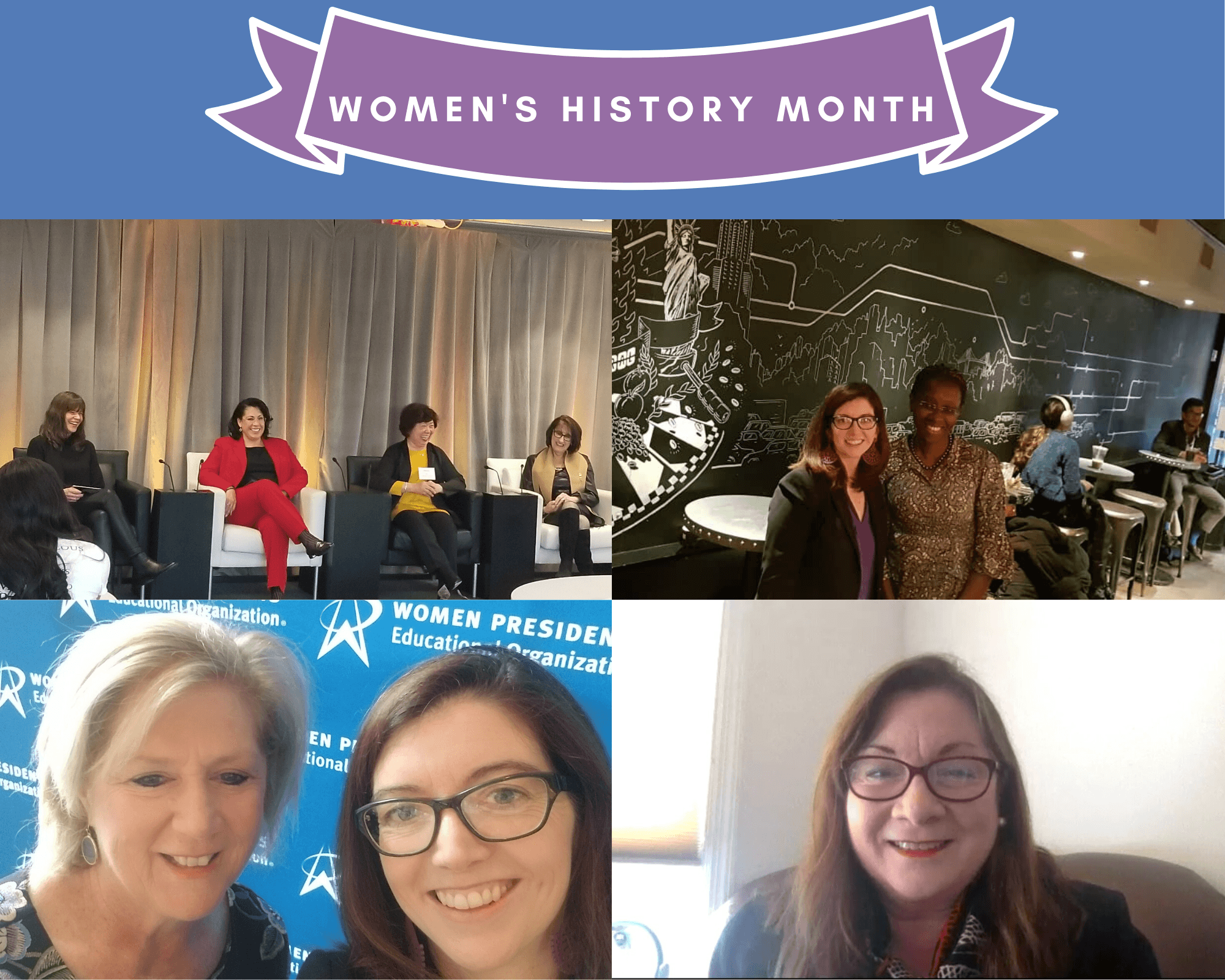 Women's History Month: Doing Business UNusual in Challenging Times