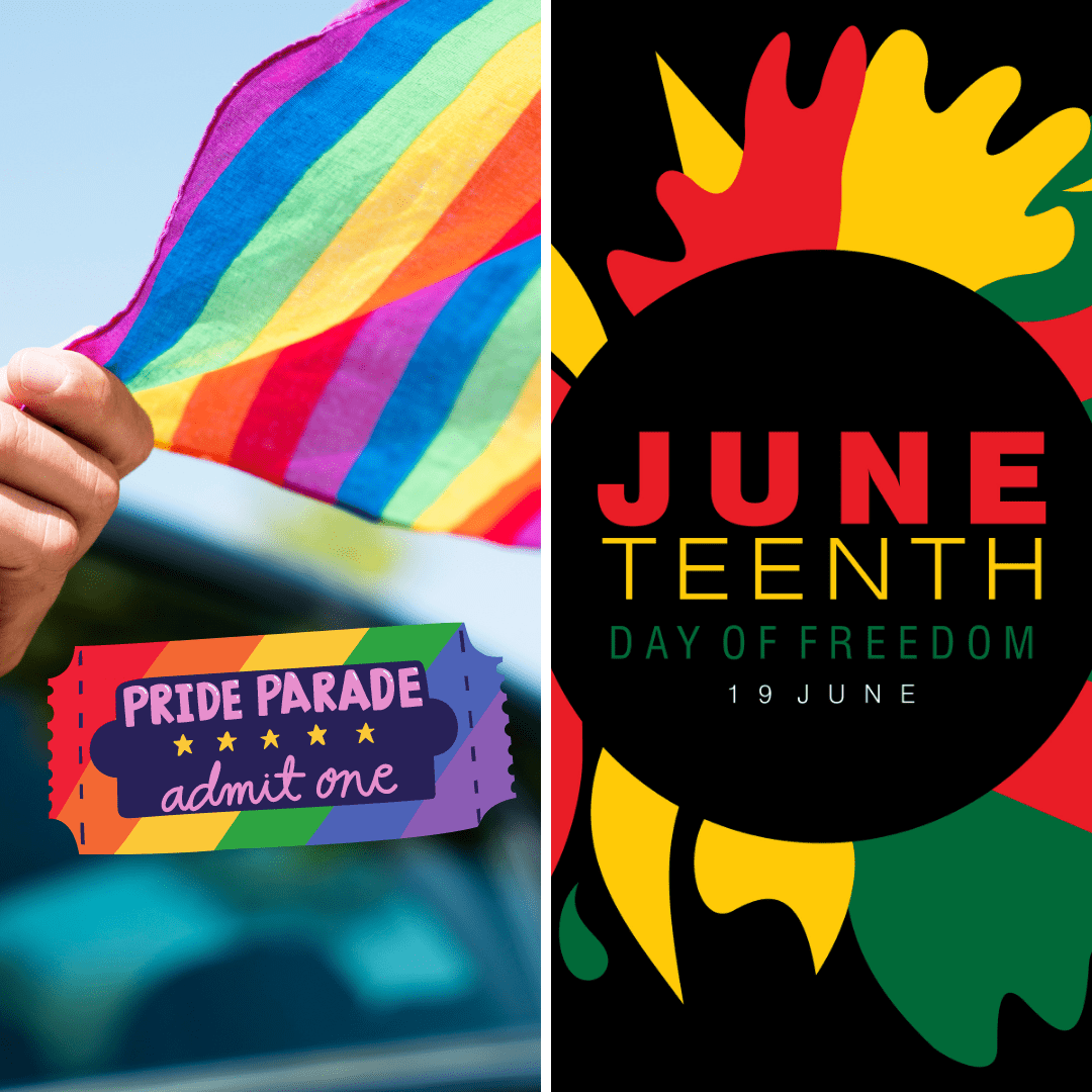 Celebrating Pride and Juneteenth with Opportunities for Diverse-owned Businesses